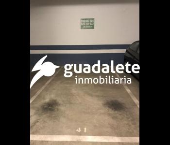 Plazas de Garaje Zona Residencial El Paseo